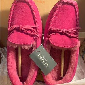 L.L.Bean kids slippers